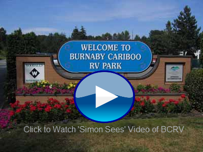 Burnaby Cariboo RV Video